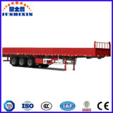 الصين مصنع [40فيت] 3 محور العجلة [سمي] جرار شاحنة منفعة شحن مقطورة مع قطرة جانب لأنّ عمليّة بيع