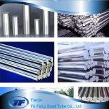 AISI Especial 304 316 321 Barras de acero inoxidable Hecho en China