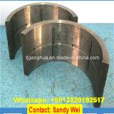 X120mn12高いマンガン鋼鉄DIN 1.3802 Gx120mn13鋳造のブッシュ