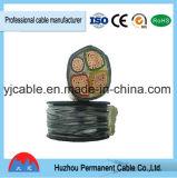 Câble d'alimentation souterrain 25mm de faisceau du cordon 4 de câble électrique 35mm 50mm 70mm 95mm 120mm 185mm 240mm