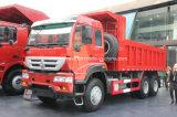 Горячая продавая тележка сброса грузовика Tipper Dumper Sinotruk 6X4 тяжелая