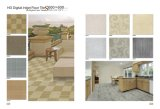 HDデジタルの印刷の陶磁器の無作法な床Tiles/Carpetのタイル