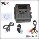 cámara móvil de la caza del control de 12MP 1080P 3G 4G