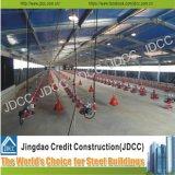 Estructura de acero de construcción de pollo gallineros, Hangar, Cochera, Almacén y Taller