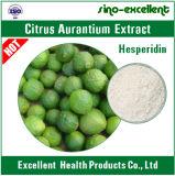 Esperidina naturale dell'estratto di Aurantium dell'agrume di 100%