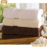 Serviette 100% de Bath de Terry de coton (DPF2453)