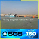 중국 새로운 최신 판매 펌프를 가진 디젤 엔진 절단기 흡입 모래 준설선