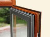 Het houten Kleurrijke Thermische Openslaand raam van het Profiel van het Aluminium van de Onderbreking met MultiSlot K03032