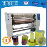 Няня Rewinder ленты запечатывания выхода фабрики Gl-215 супер напечатанная