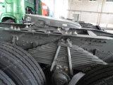 Sinotruk HOWO A7 6X4 480HP langer Fahrzeug-halb Schlussteil-Haupt-LKW