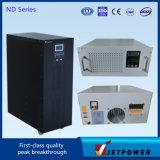 승인되는 세륨/5kVA 변환장치를 가진 ND 시리즈 220VDC/AC 5kVA/4kw 전력 변환장치