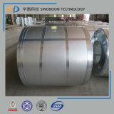 bobina de aço de um soldado de 0.15~0.6 milímetros SGCC Dx51d pelo fabricante de China