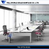 Bureau commercial de poste de travail de bureau exécutif de modèle élégant (TB-57)