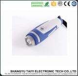 Lampe de poche rechargeable 3W à la torche de poche
