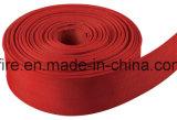 Шланг воды подкладки PVC зеленого цвета голубого красного цвета пожарного рукава 4 цветов белый