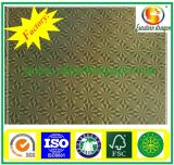 Paper&paperboard искусствоа золота 50*70 Corrugated