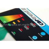 Teclado novo de 2015 Design Membrane Switch com 3m Adhesive