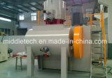 Belüftung-Plastikpuder-vertikale/abkühlende Hochgeschwindigkeitsmischer-Maschine
