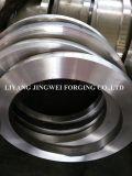 熱処理を用いる鋼鉄鍛造材のリング