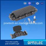 Encierro del empalme de Plastc para el cable óptico de la fibra