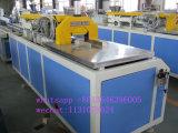 기계를 만드는 추천된 높은 산출 PVC 단면도 생산 라인 밀어남 기계 Windows 넓은 문 널 단면도