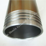 Luva do forro do cilindro do ferro de molde da liga usada para o motor 3306/2p8889/110-5800 da lagarta