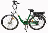 250W Hot Sale Stadt Electric Bicycle für Woman