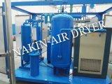 Limpiar sin aceite seco, secador del aire del petróleo del transformador del anuncio