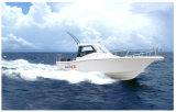 barco de alta velocidade do barco de patrulha FRP de 31FT para o barco da patrulha e de passageiro da pesca