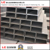 Tubo de acero de la sección hueco rectangular de la alta calidad