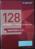 Taccuino del raccoglitore del libro di esercitazione dell'erudito A4 A4 con margine