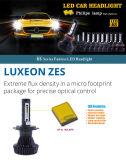 Farol pequeno do diodo emissor de luz do carro da Philips 4000lm H1 do tamanho da recolocação do halogênio