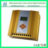 regolatore ibrido solare dell'indicatore luminoso di via del vento 200W-600W