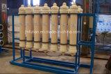 Usine de traitement des eaux de dessalement d'eau de mer