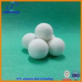 Sfera di ceramica ad alta resistenza di molatura e del riempitore dell'allumina