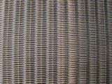 Acoplamiento de alambre de la armadura del holandés de la tela cruzada del acero inoxidable