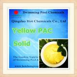 Cloreto de alumínio poli contínuo CAS 1327-41-9 do alimento líquido industrial da classe PAC