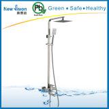 L'acquazzone di pioggia dell'acciaio inossidabile 304 di alta qualità ha impostato in montaggi della stanza da bagno