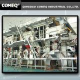Doublure de Papier d'emballage, machine de fabrication de papier de doublure d'essai, machine de papier