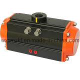 De pneumatische Roterende Actuator Kogelklep van de Controle (ISO9001: 2008)