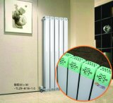 Heet-water-verwarmde Radiators koper-Alumium (Nr. TLZ-80*80)