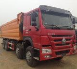 SINOTRUK HOWO 8x4 Camión Volquete / Camión volquete
