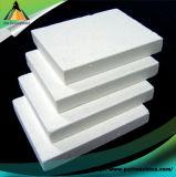 Placa de fibra 1800c cerâmica refratária de alta temperatura para a fornalha
