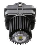 luz industrial do diodo emissor de luz 100W 3-5 anos de Ce RoHS da garantia