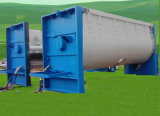 有機肥料の発酵槽
