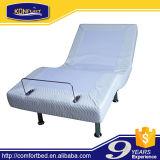 신제품 거실 기억 장치 거품 매트리스를 가진 전기 Maassage 조정가능한 침대