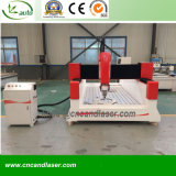 Router de pedra pesado do CNC da máquina de gravura