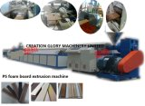 High Precision PS Foam Profile Extrusion Production Line