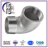 Unione F/F conico ANSI16.3 dell'acciaio inossidabile dell'accessorio per tubi del getto