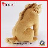 Leão de animais de pelúcia Leitão de leão recheado Brinquedo de pelúcia recheado